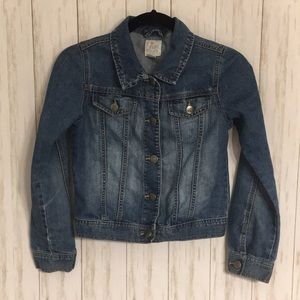 Soze XL (14) Children's Place Jean Jacket